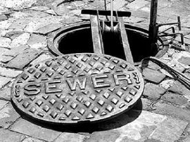 Sewer repair by Black Rock Underground